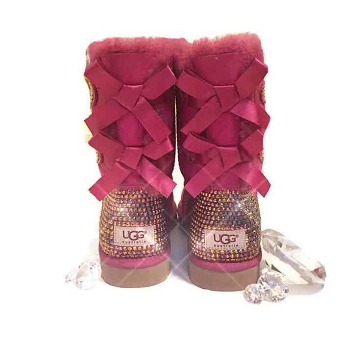 Women Ugg Champagne Sparkle Boot on Poshmark