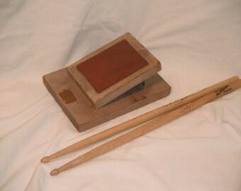 Vintage KEN drum practice pad