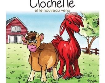 Gift Set Volume 5: Clochette et le nouveau venu, children book, children edition and collection