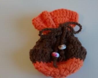 Crochet Soap Saver Pouch 100% Cotton