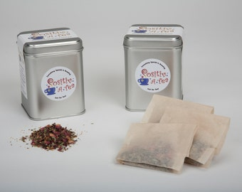Signature Tin with 10 Biodegradable Teabags