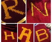 Custom Weasley Sweater for Louise