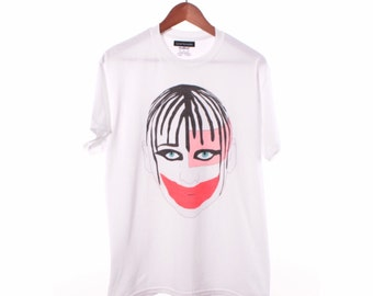 Boy George Culture Club graphic cotton t-shirt
