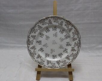 Vintage Washington Pottery Ltd. Hanley England Collector's Plate