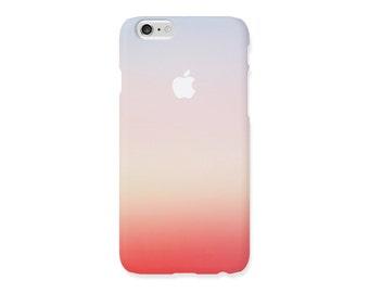 iPhone 6s case - Sunset - iPhone 6 case, iPhone 7 Plus case, iPhone 5s case, iPhone 5 case, iPhone SE, non-glossy L24