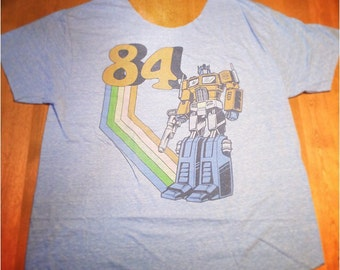 Transformers off the shoulder T-shirt