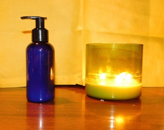 Peppermint and Tea Tree Hair Conditioner