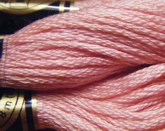 DMC  Floss - Color Code #151 Soft Baby Pink
