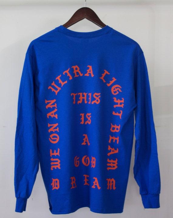 Unisex I Feel Like Pablo Merch T Shirt Long By Thegoldenlabel
