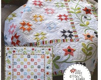 Quilt Pattern - Star Dance Quilt Pattern