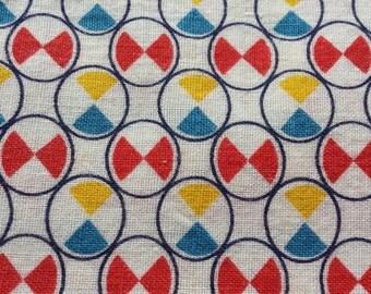 Choice of Vintage Fabrics