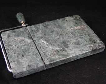 Granite cheese tray
