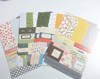 Petit Deco Sticker Set Ver. 5  - 8 sheets
