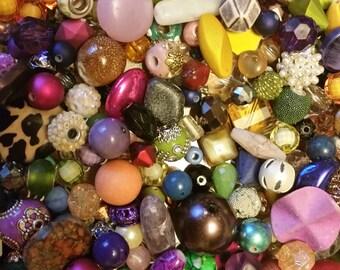 SALE! Mixed Jesse James Loose Bead Lot!! Bead Mix * Bead Soup * Boho Beads