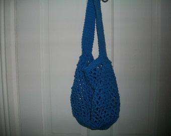Wonderful Crocheted Market Bag!