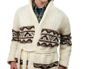 Starsky Sweater Handmade Starsky And Hutch Replica Cardigan In Stock