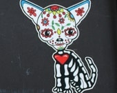 Day of the Dead Chihuahua #111