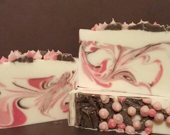 Cherry Blossom Handmade Artisan Soap