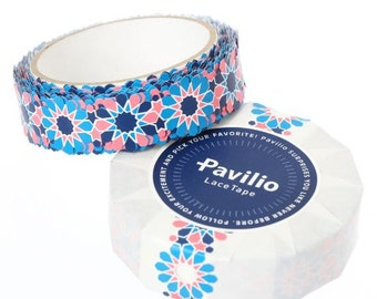 Pavilio Lace Tapes from Japan