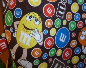 M & M apron