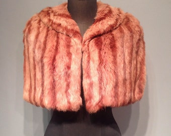 Fur Cape/Shawl