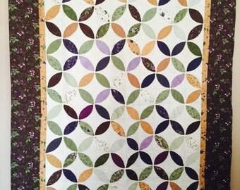 Orange peel quilt 60x82