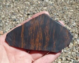 Mahogany Obsidian Slab  (90X50X7.5)