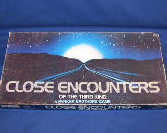 CLOSE ENCOUNTERS of the Third Kind Parker Brothers 1978