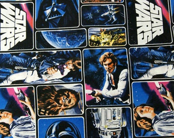 star wars original custom made fitted cribtoddler bedding