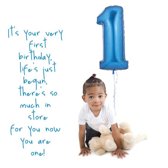 1st birthday first birthday African American first birthday – Happy 1st Birthday Card