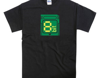 Gameboy Cartridge 8 Bit Tribute T-shirt