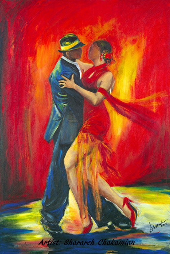essay on the tango