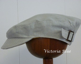 Newsboy Cap - Baby Blue