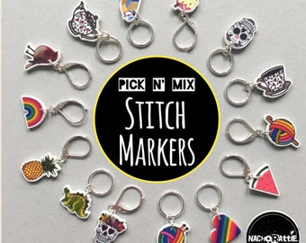 Pick n' Mix Stitch Markers