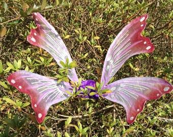 OOAK  Pixie Wings Shimmer   Medium