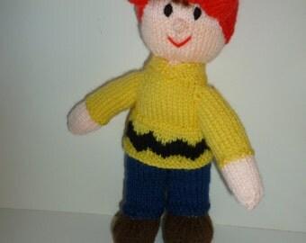 Charlie Brown doll
