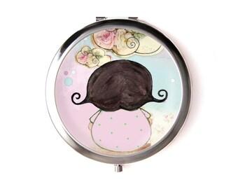 Daydream mirror  & Organza pouch
