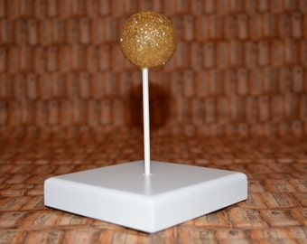 Handcrafted 1 Hole Cake Pop Stand Holder Pops