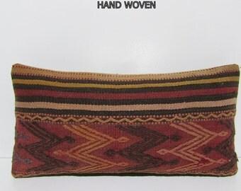 Items Similar To Lumbar Pillow Cover Throw Outdoors