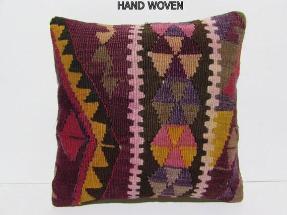 Modern Kilim Pillow : modern throw pillow 18x18 pillow kilim pillow sets floor