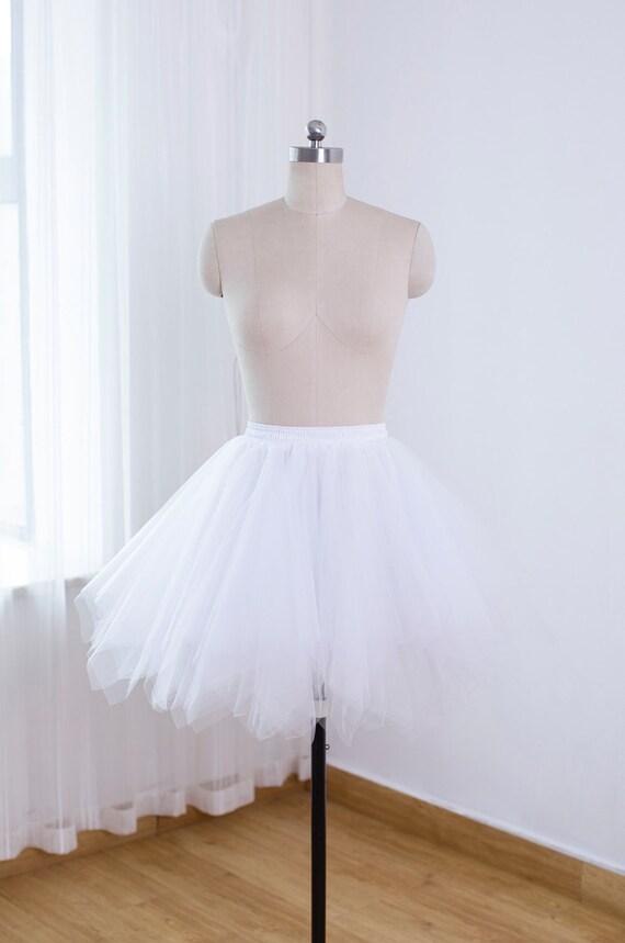 white tulle skirt tutu skirt bachelorette tutu womens