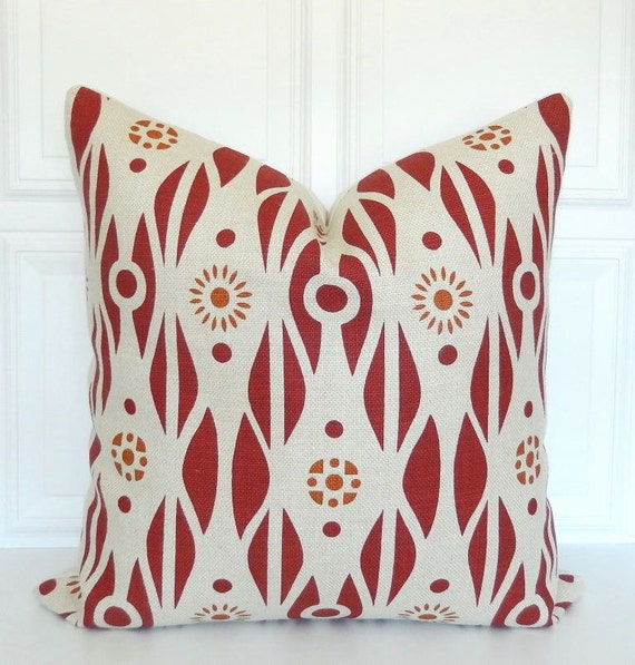 Southwestern Lumbar Pillow : Southwestern Pillow Cover Decorative Pillow Upholstery
