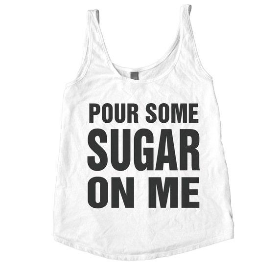 Def Leppard Pour Some Sugar On Me Women S Rock T Shirt