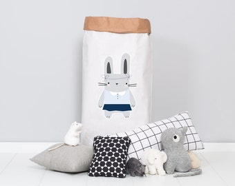 Powder cloud - paper bag XXL rabbit girl