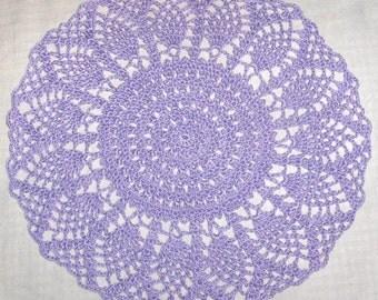 New crocheted doily, table cloth, doilies, home decor