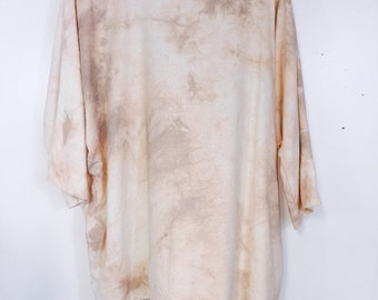 Hand-dyed Silk Tunic
