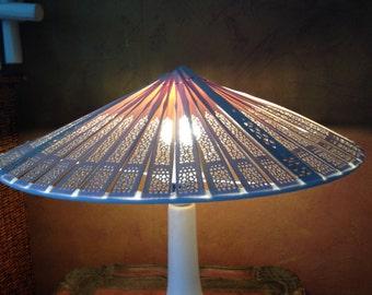 "Chinese hat""lampshade"