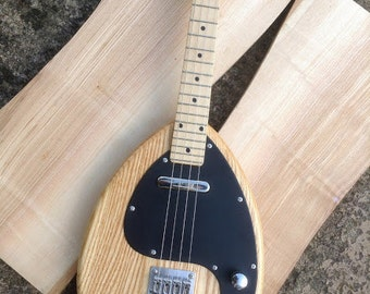 Electric Ukulele by Michael J King
