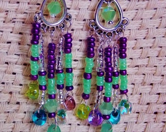 Whimsy gypsy earrings