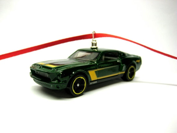 1968 Ford Shelby Mustang Gt 500 Gt500 Muscle Car Christmas